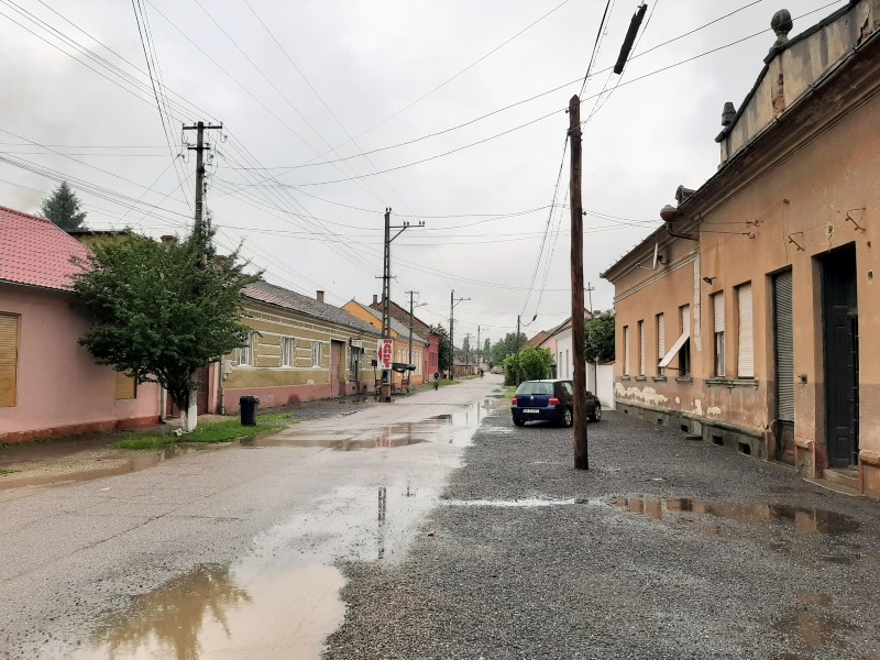 radna street