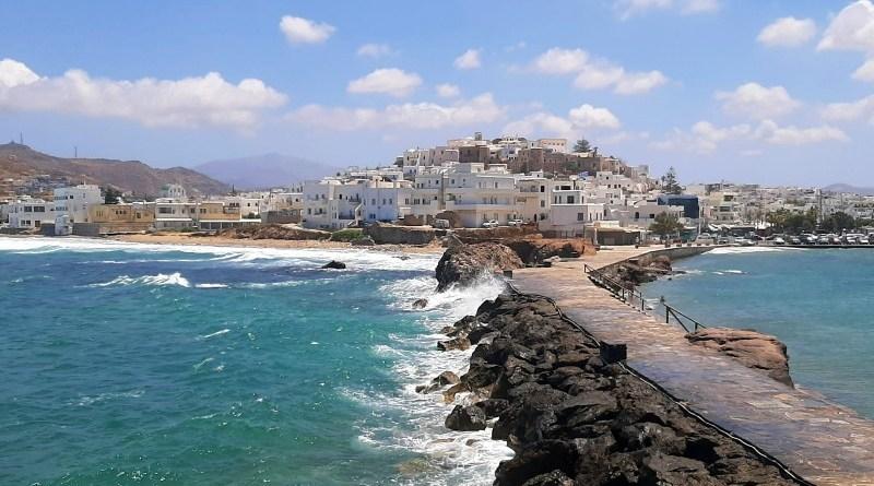naxos town greece