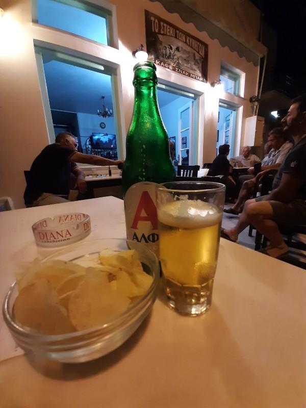 kafenio greece