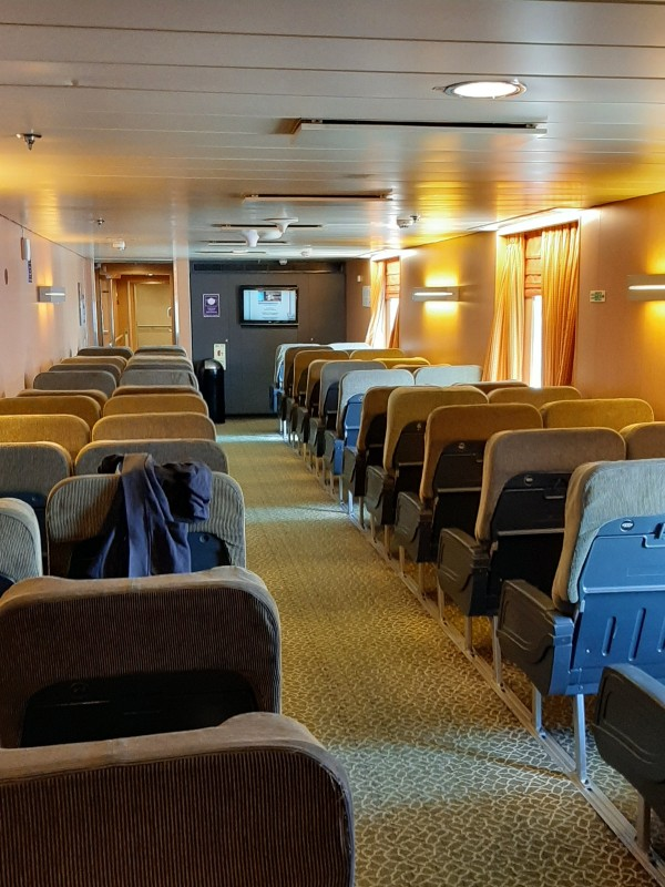 blue star ferries airline seats