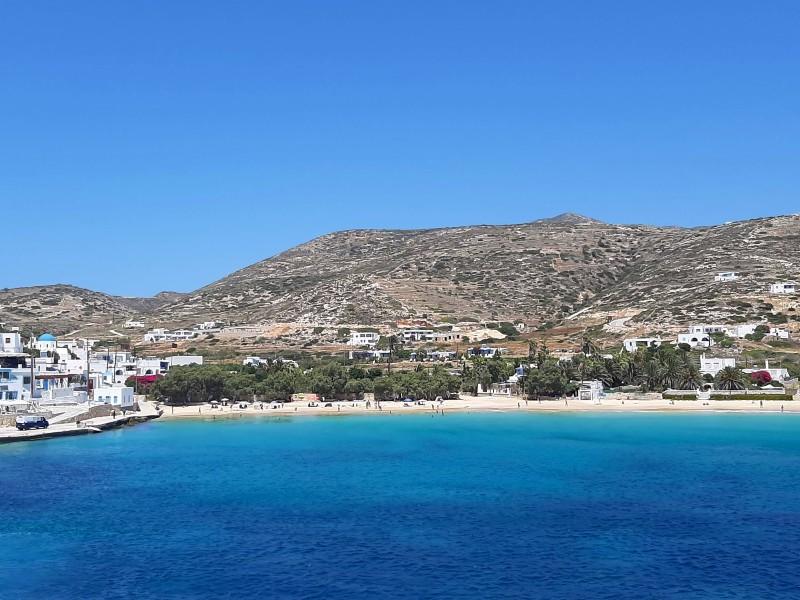 donousa beach