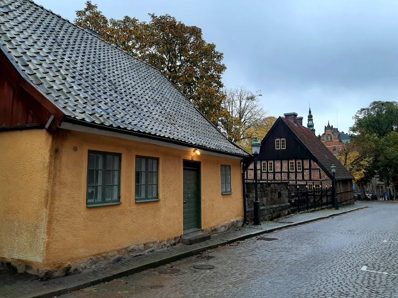 lund old town