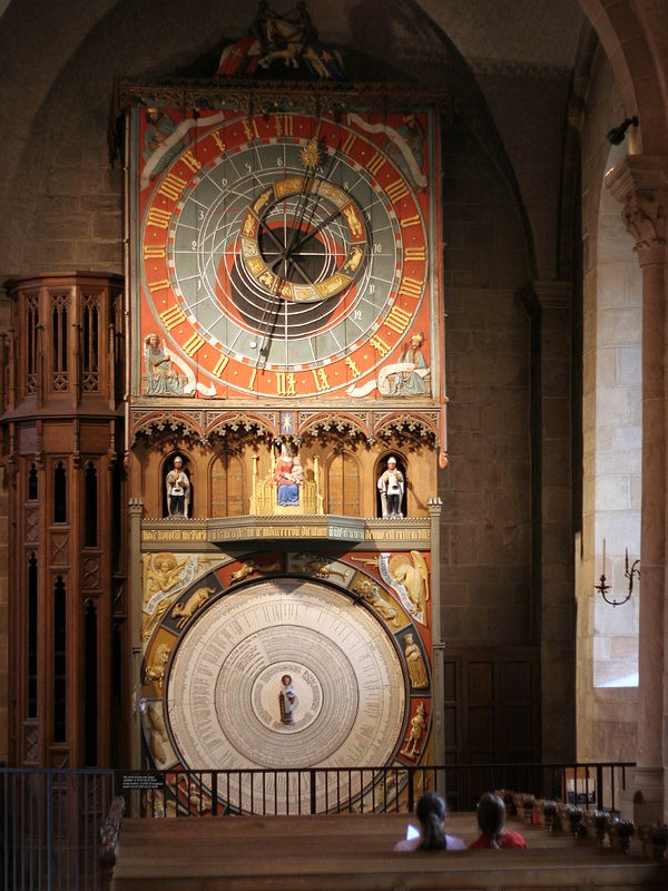 lund cathedral astronomical clock