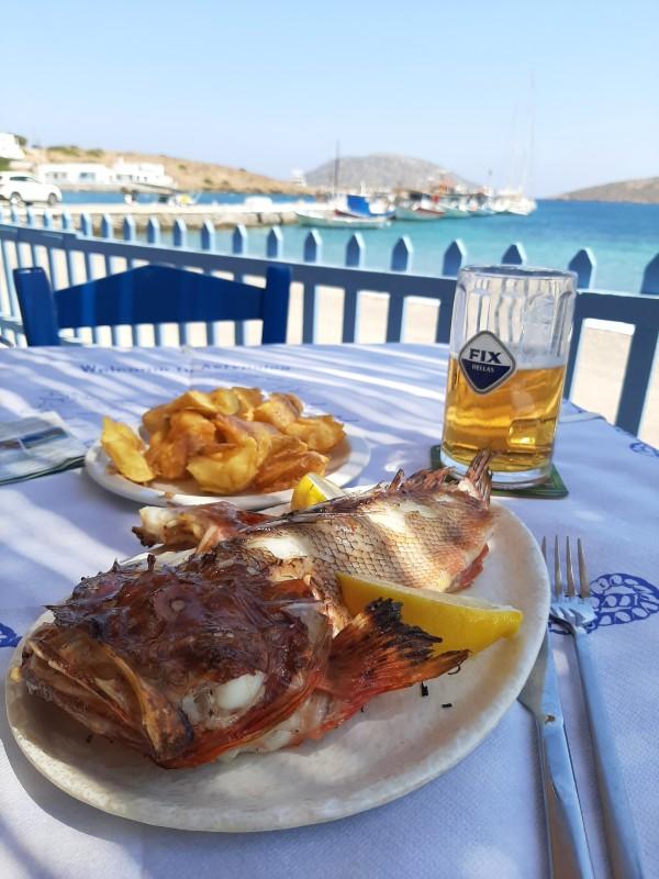 fish astypalea tavern