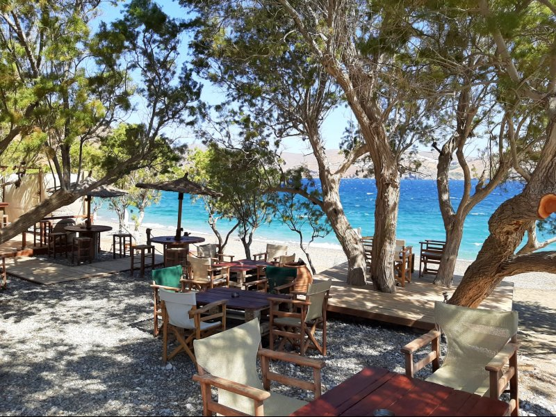 beach bar agios konstantinos astypalea