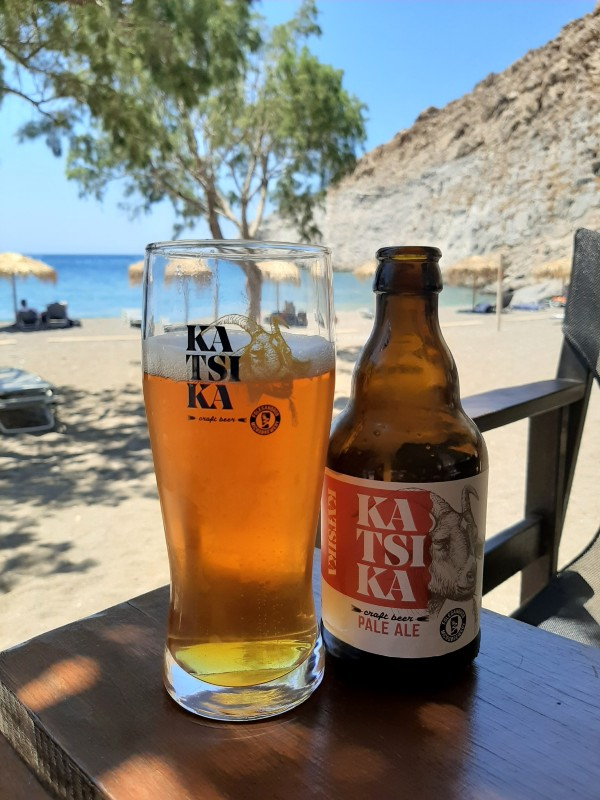 beer greece
