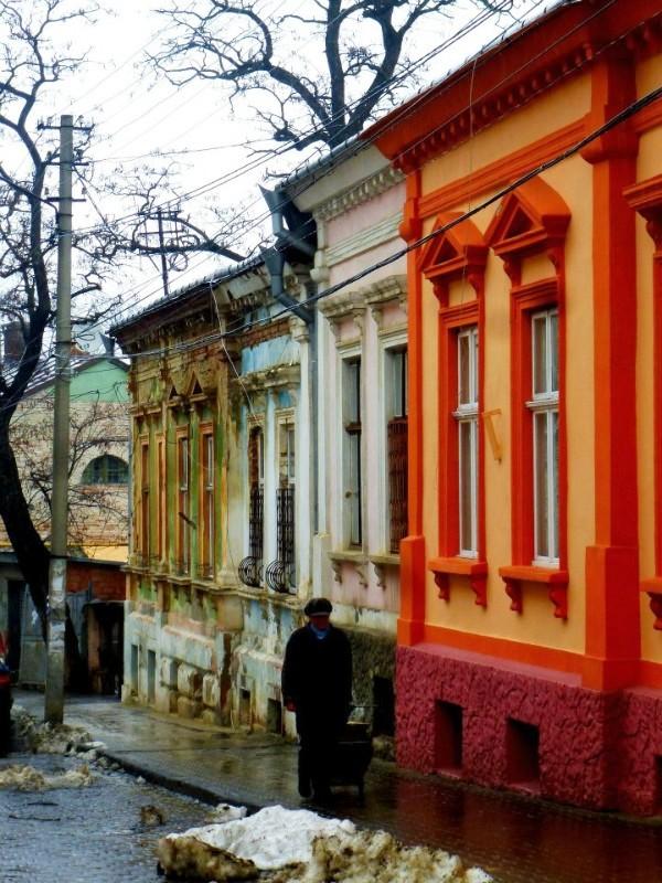 chernivtsi street