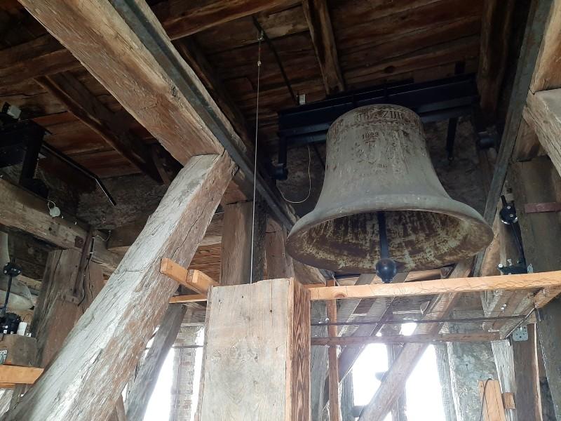 hărman church bell