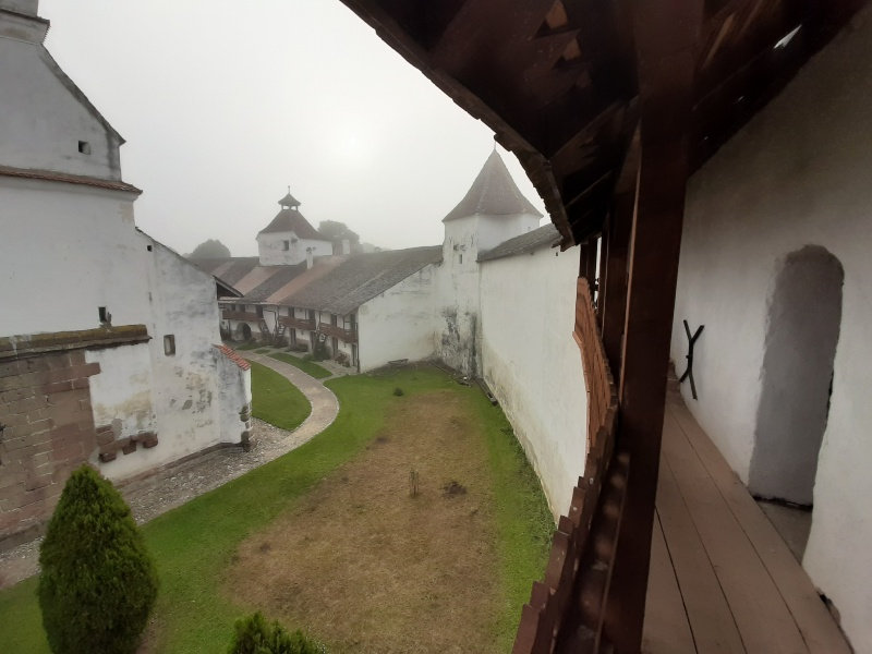saxon fortified church honigberg