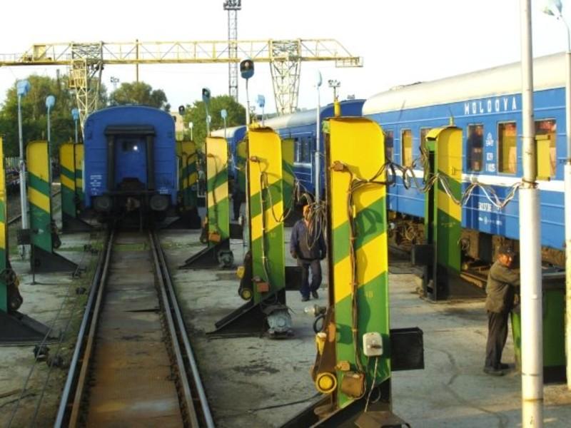 ungheni railways