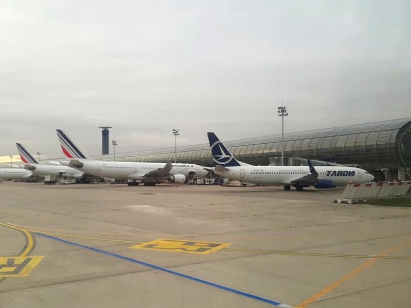 paris cdg cancelled flight compensation