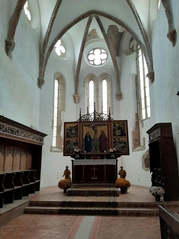 altarpiece prejmer