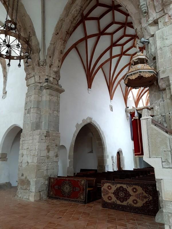 church prejmer