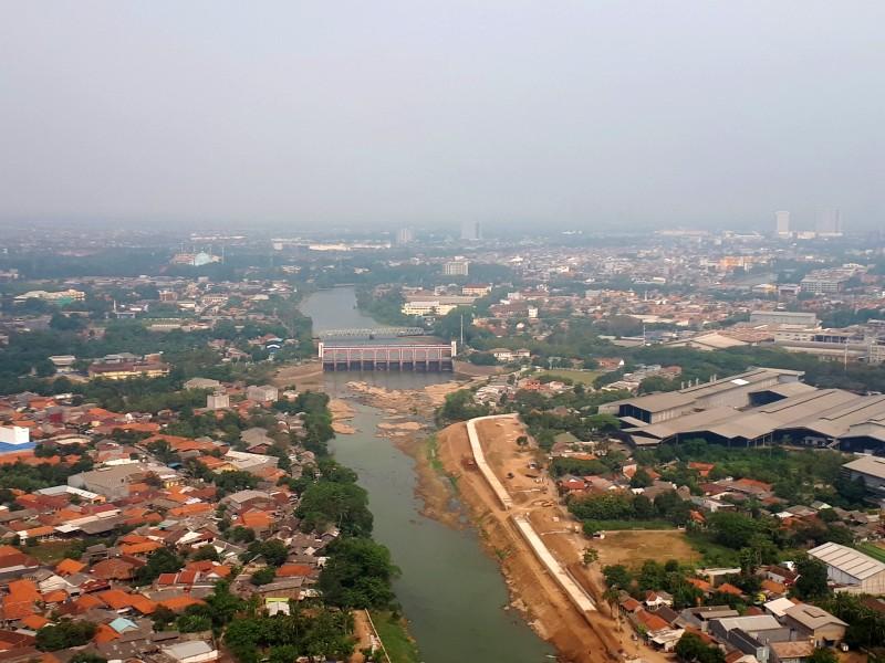jakarta landing view