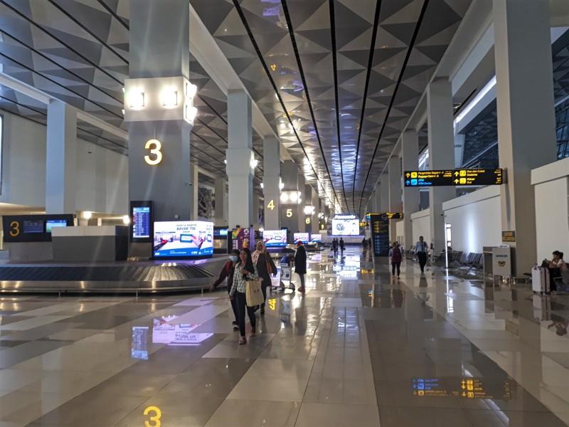 jakarta baggage reclaim