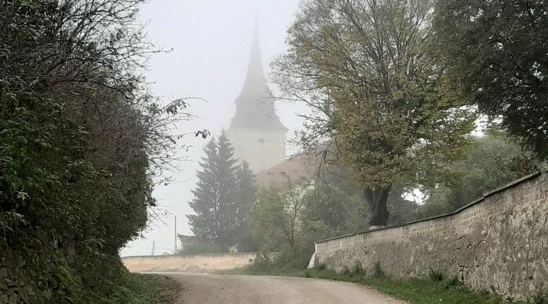 feldioara marienburg saxon fortified church