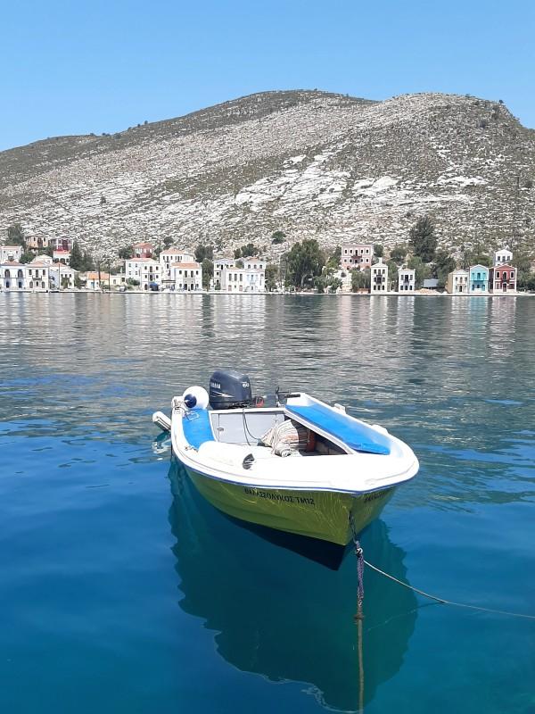 boat bay megisti