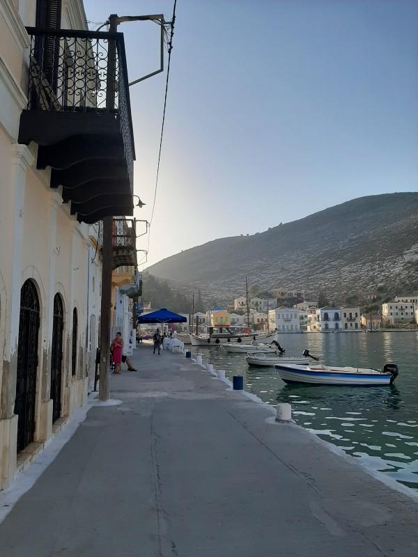 harbour kastellorizo megisti