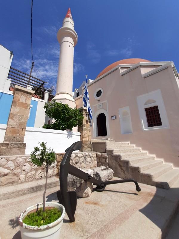 ottoman mosque kastellorizo