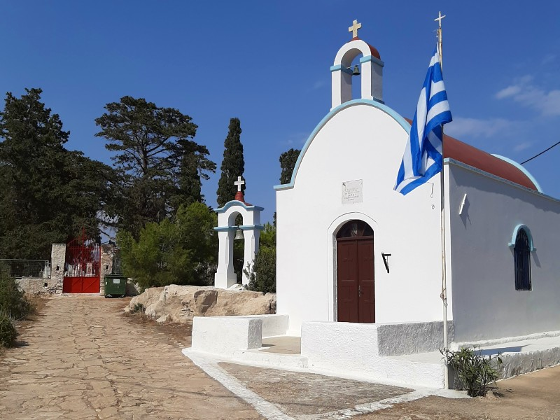 mandraki church