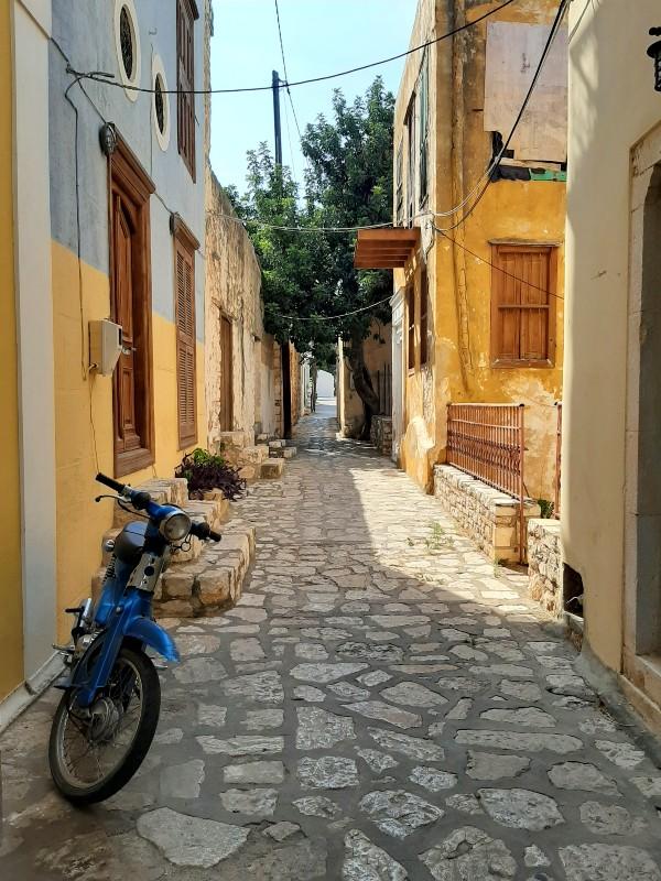 kastellorizo town