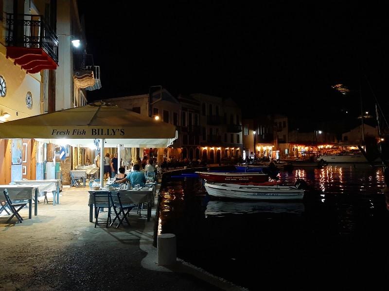 kastellorizo night