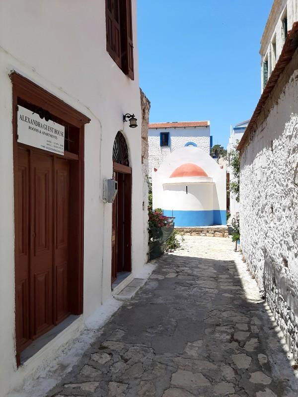 traditional apartments alexandra kastellorizo
