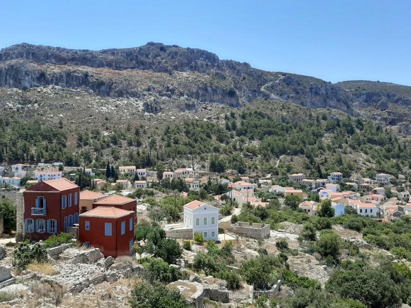 kastellorizo mountain