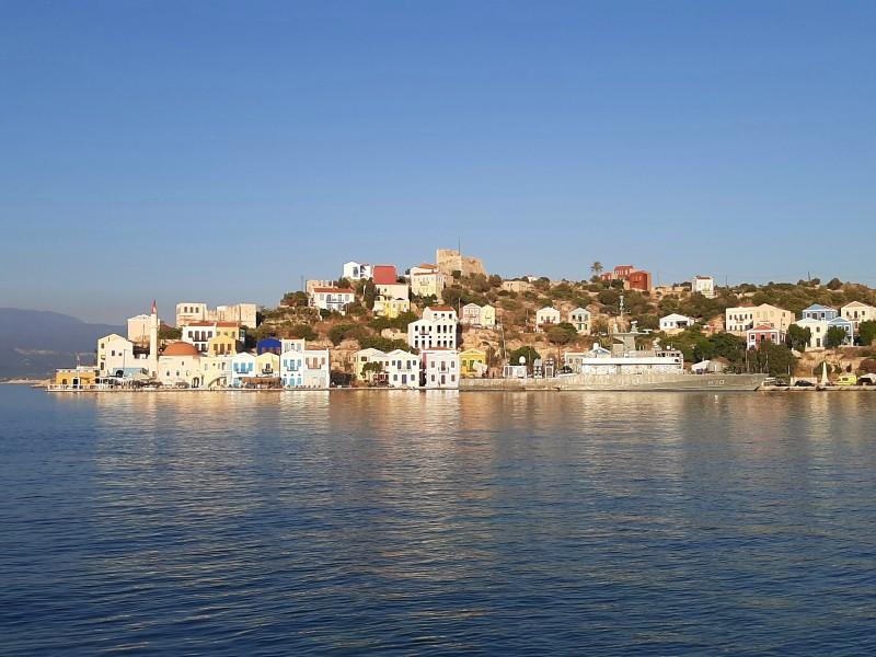 kastellorizo harbour