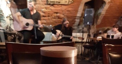 stockholm irish pub music