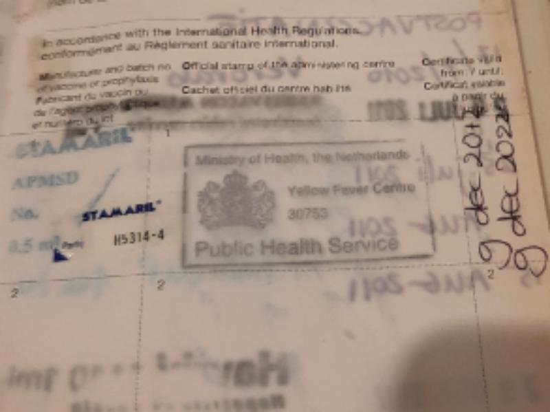 vaccination passport digital certificate eu corona travel