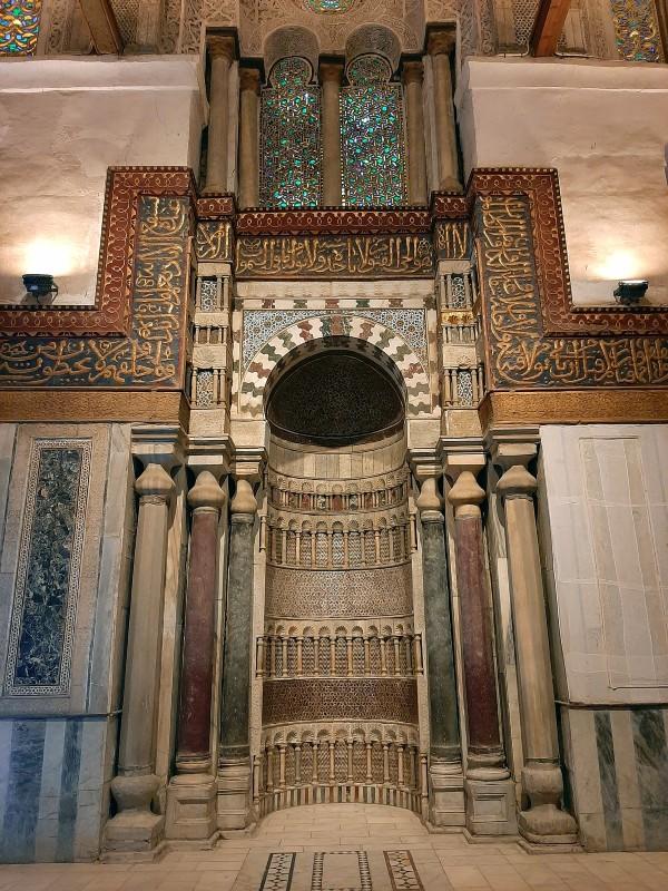 qalawun mausoleum cairo