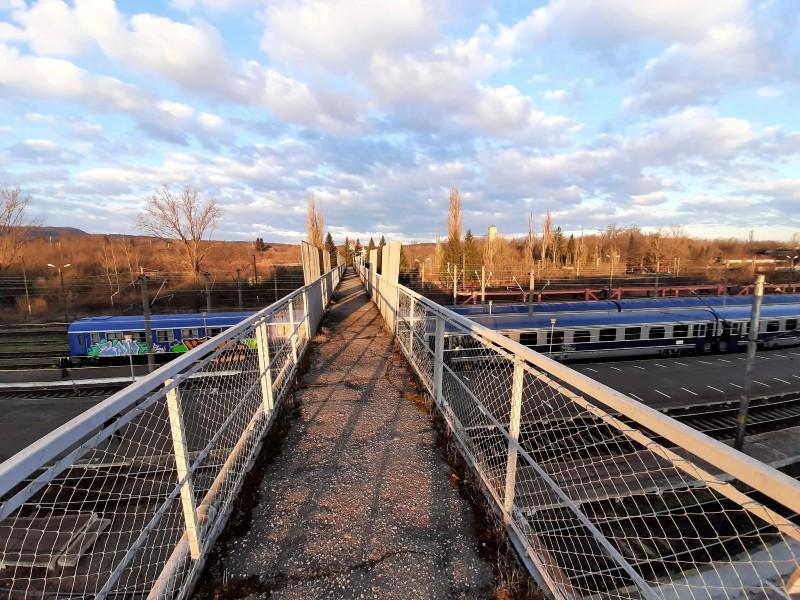 railway bridge