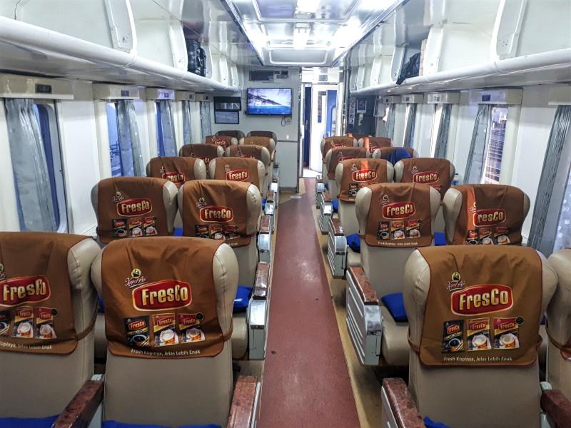 sancaka train yogyakarta surabaya indonesia railways