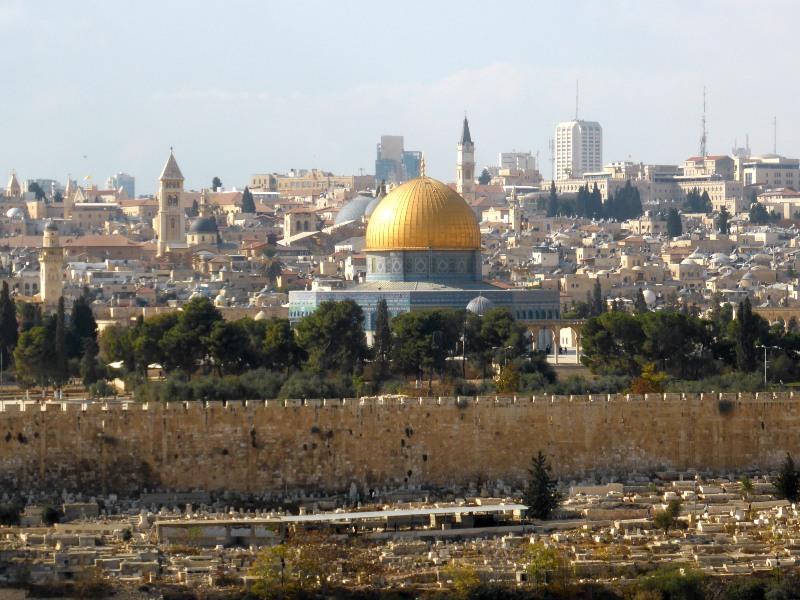 jerusalem israel vaccinated tourism travel