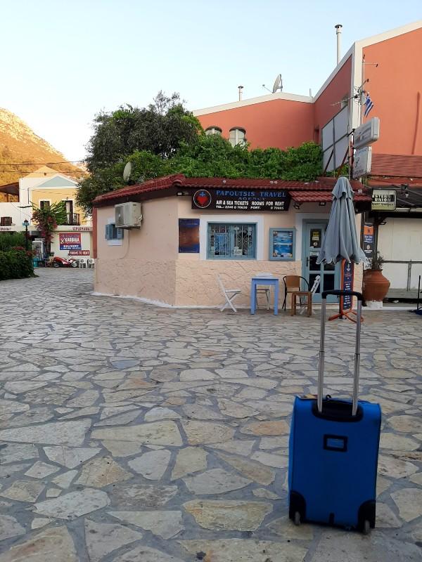 kastellorizo papoutsis travel