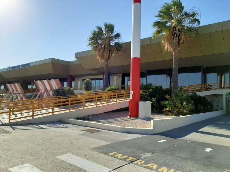 rhodes airport