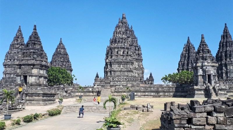 prambanan temple complex