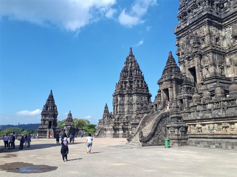 temple shiva prambanan
