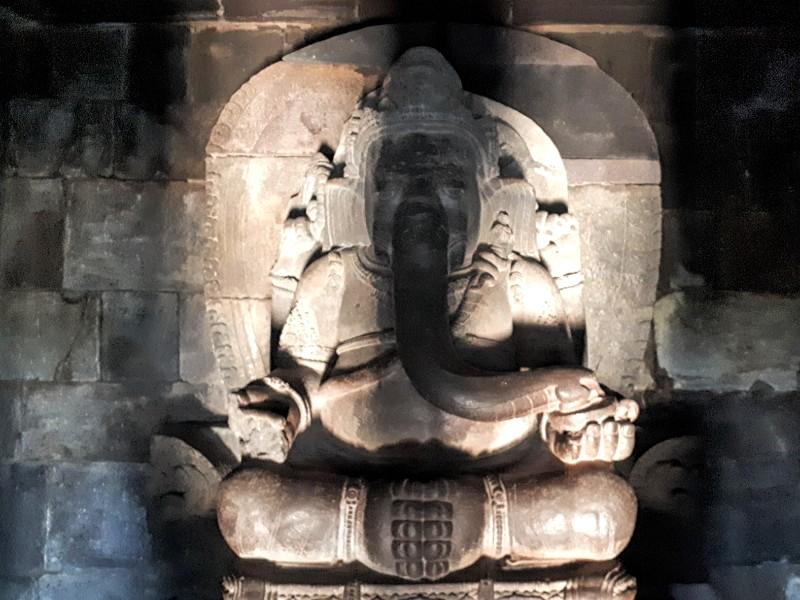 ganesh shrine