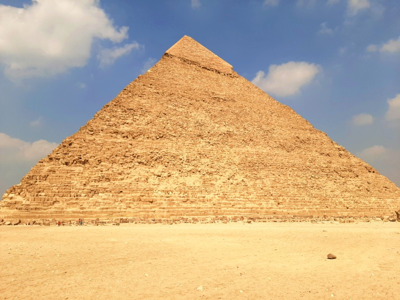 pyramid khafre giza pyramids