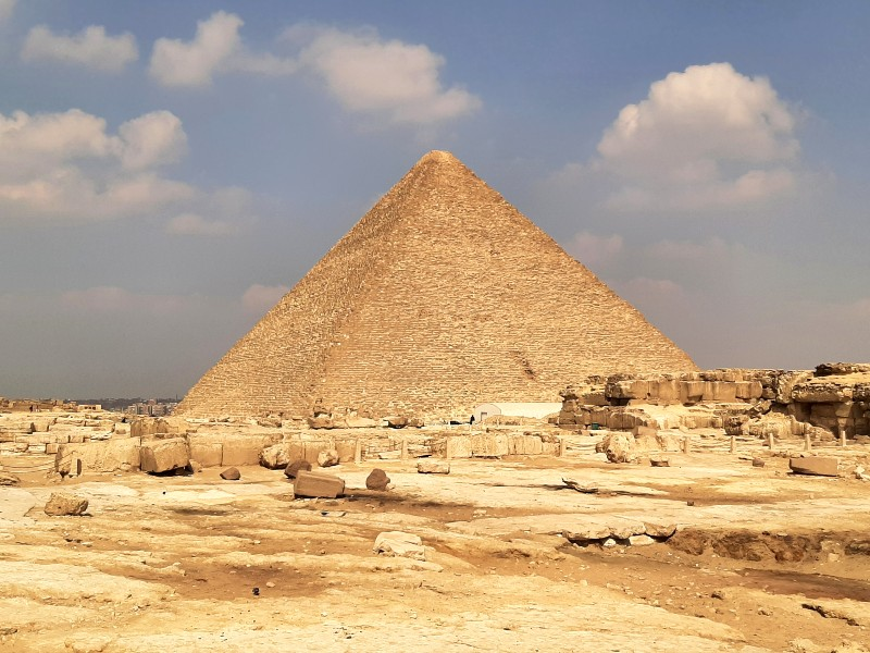 great pyramid giza egypt trip report