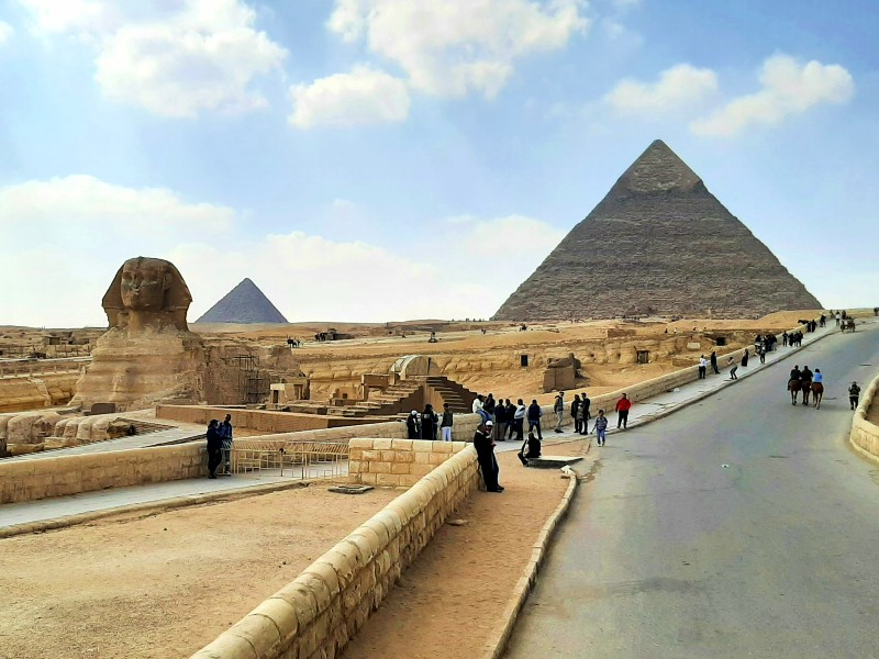 sphinx egypt trip report