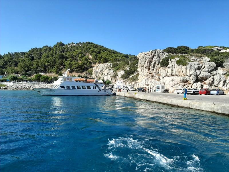 kamiros skala rhodes ferry rodos