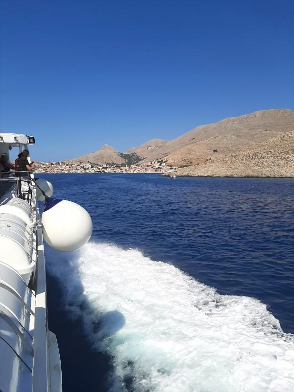 halki rhodes ferry