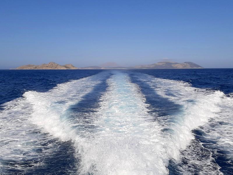 open sea halki