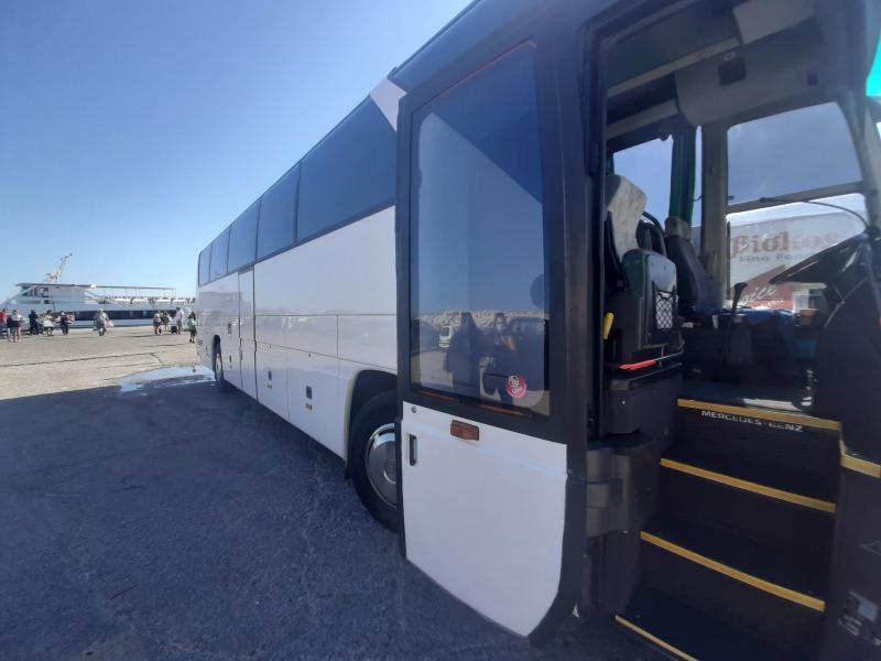 kamiros skala bus
