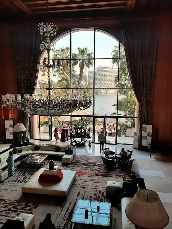 atrium sofitel nile el gezirah hotel cairo