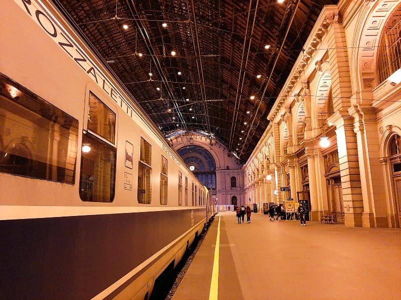romanian night train cfr budapest keleti pu