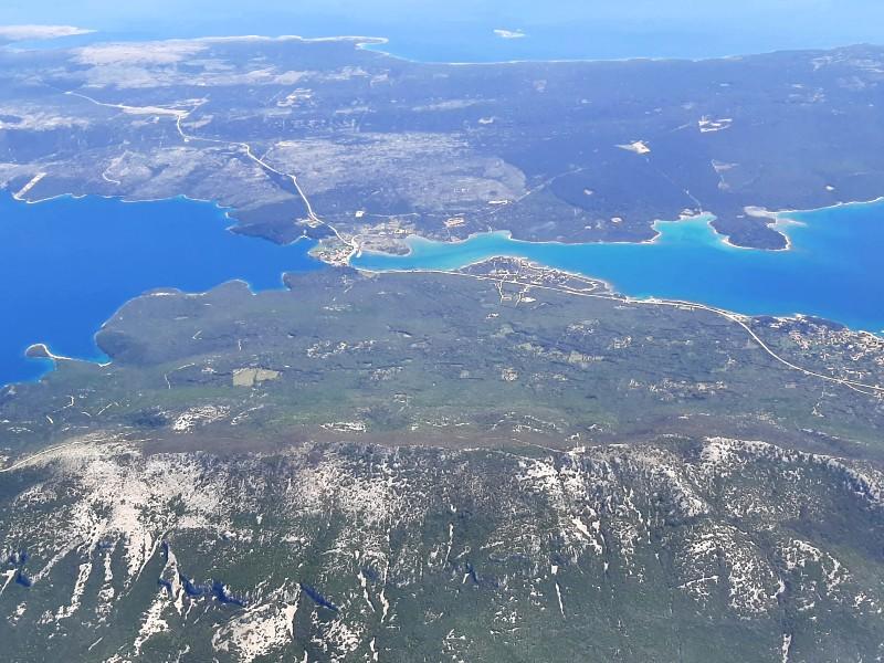 cres lošinj croatia let l-410 turbolet trade air